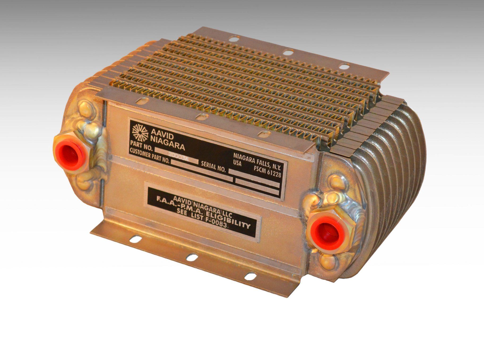 9 Row 2003A Oil Cooler NDM/NTP/AAVID