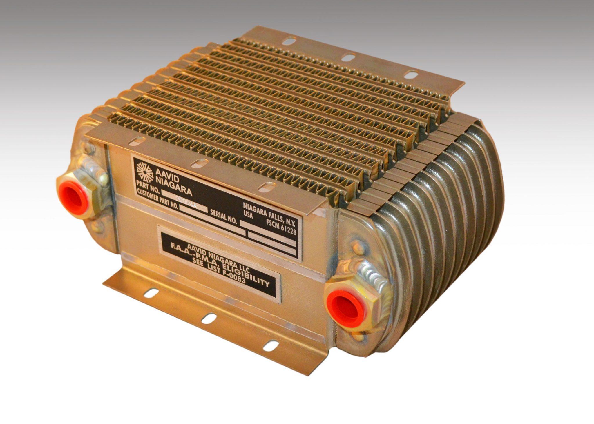 10 Row 2004A Oil Cooler NDM/NTP/AAVID