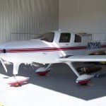 Lancair ES air conditioning