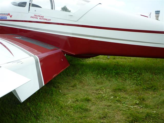 Vans RV-6-7 air conditioning