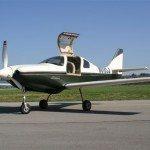 Lancair IVP aircraft air conditioning