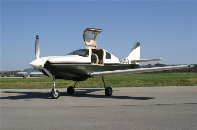 Lancair IVP aircraft air conditioning