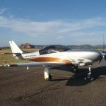 Lancair legacy air conditioning