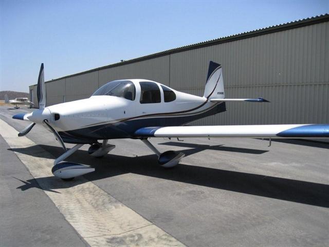 RV-10 aircraft air conditioning