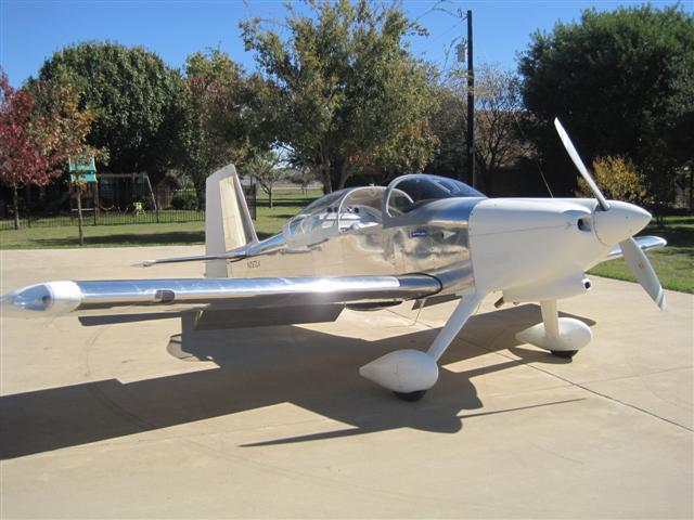 RV-6/7 air conditioning