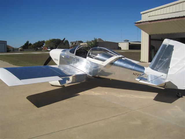 RV-7 aircraft air conditioning