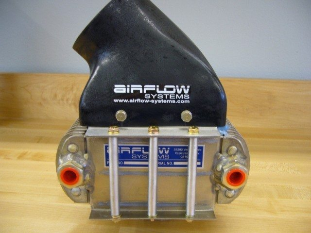 Aircraft Oil Coolers Airflow Systems