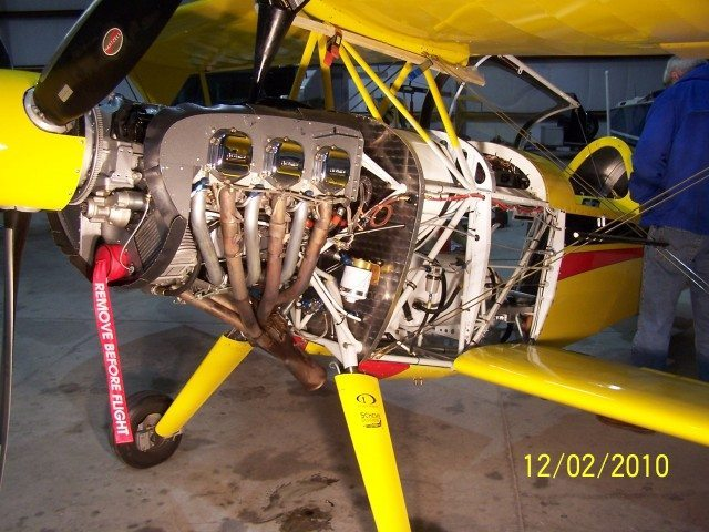 Aircraft oil cooler