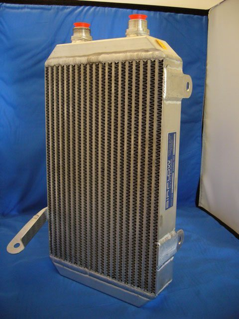 Motorsport Oil Cooler on Used 4 Cylinder Cars