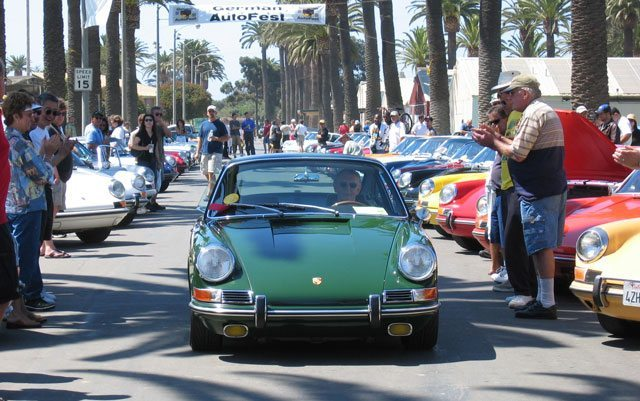 Porsche oil coolers